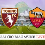 Torino Roma cronaca diretta risultato live