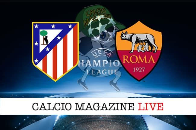 Atletico Madrid-Roma