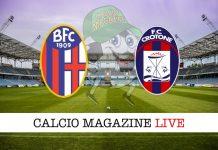Bologna-Crotone
