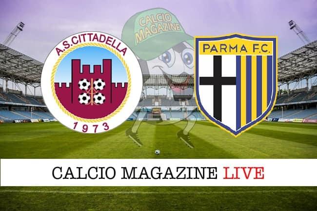 Cittadella-Parma