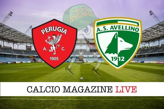 Perugia-Avellino