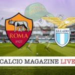 Roma Lazio cronaca diretta risultato in tempo realeRoma-Lazio