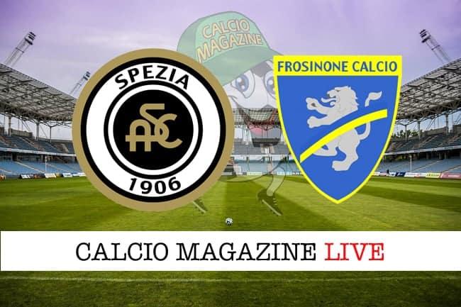Spezia-Frosinone