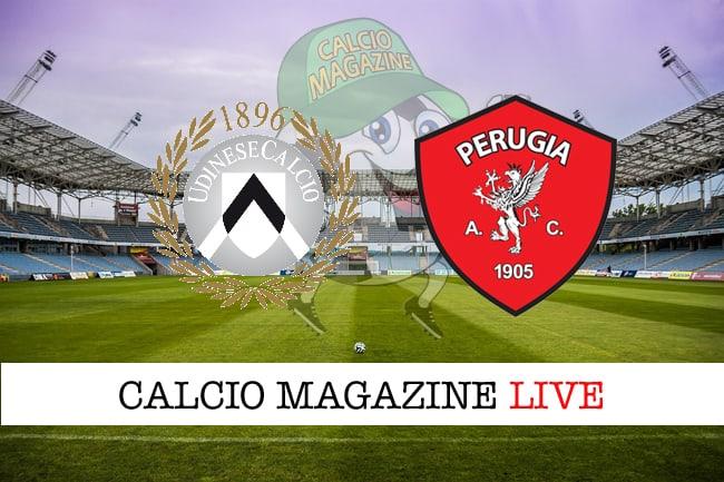 Udinese-Perugia