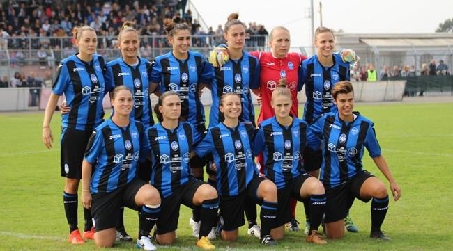 Calcio femminile, 8° giornata: derby tra Atalanta Mozzanica e Brescia