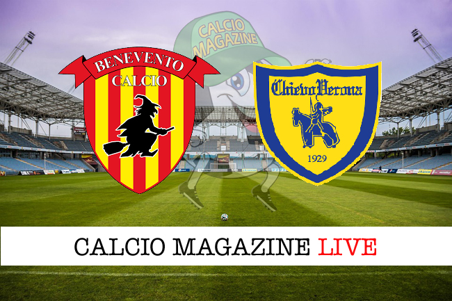 Benevento-Chievo