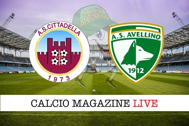 Cittadella-Avellino
