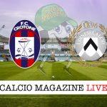 Crotone-Udinese