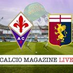 Fiorentina-Genoa