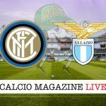 Inter Lazio cronaca diretta live risultato in tempo reale