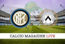 Inter Udinese cronaca diretta risultato tempo reale
