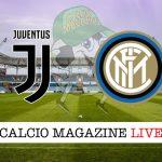 Juventus Inter cronaca diretta live risultato tempo reale