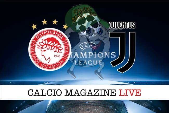 Olimpiacos-Juventus