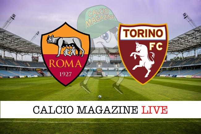 Roma - Torino, formazioni ufficiali: Berenguer preferito a Niang