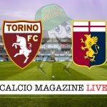 Torino Genoa cronaca diretta live risultati in tempo reale