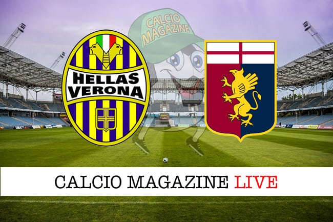 Verona-Genoa 0-1, il tabellino: Pandev decide la partita