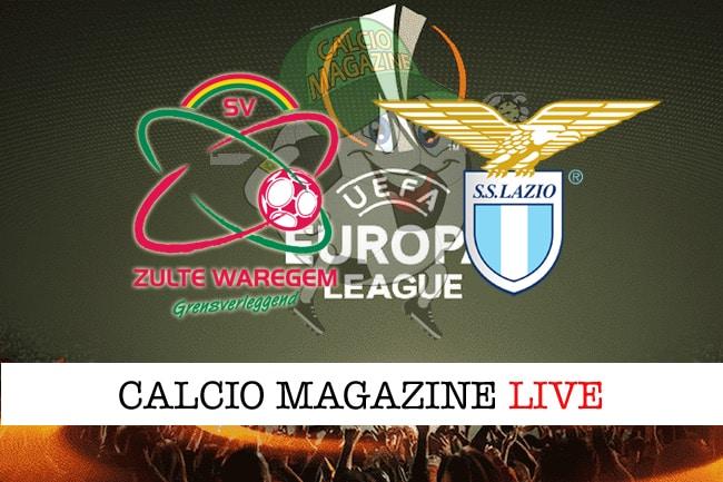 Zulte Waregem-Lazio