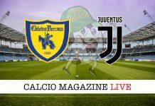 ChievoVerona Juventus cronaca diretta risultato live