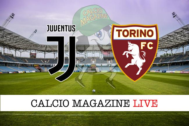 Juventus Torino cronaca diretta live risultato in tempo reale