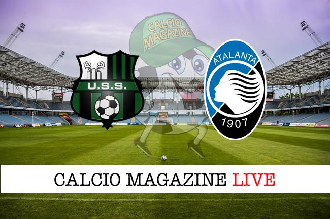 Sassuolo-Atalanta