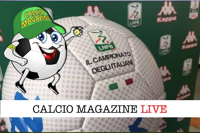 Serie B 35 giornata in diretta: risultati in tempo reale