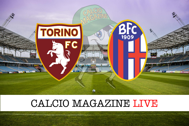 Torino Bologna cronaca diretta live risultato in tempo reale