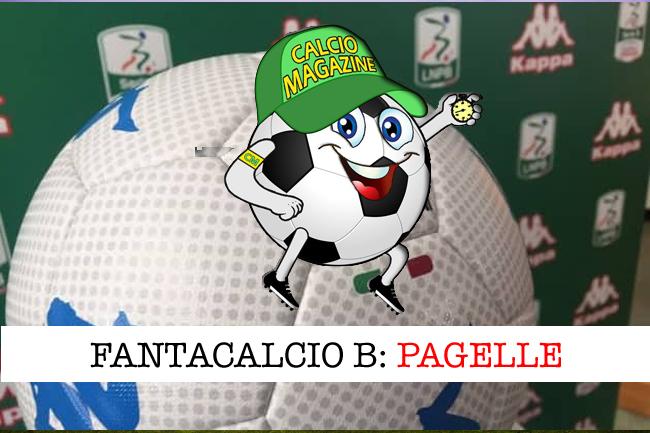 Fantacalcio, pagelle 32° giornata di Serie B 2017-2018