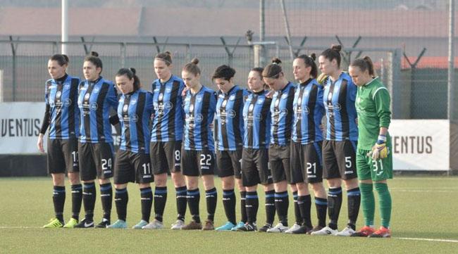 Calcio femminile, 13° giornata: big match tra Atalanta e Tavagnacco