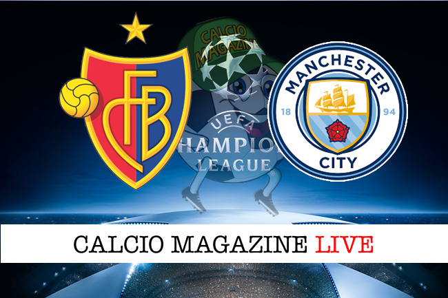 Basilea-Manchester-City