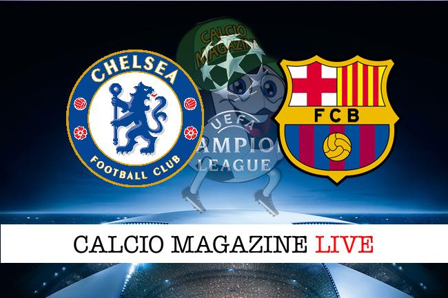 Chelsea-Barcellona