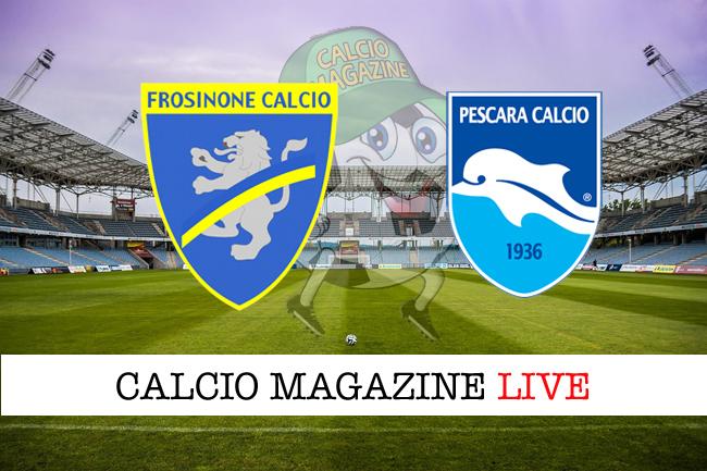 Frosinone-Pescara