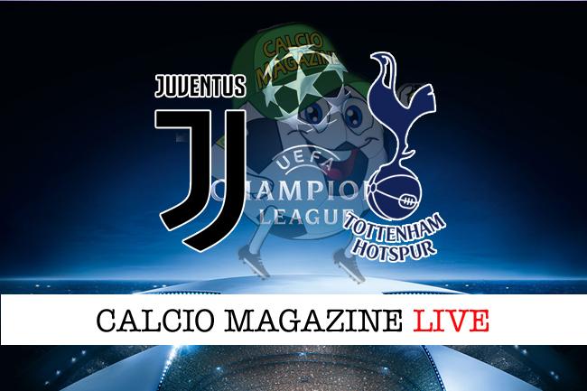 Juventus - Tottenham 2-2: pari in rimonta per gli inglesi