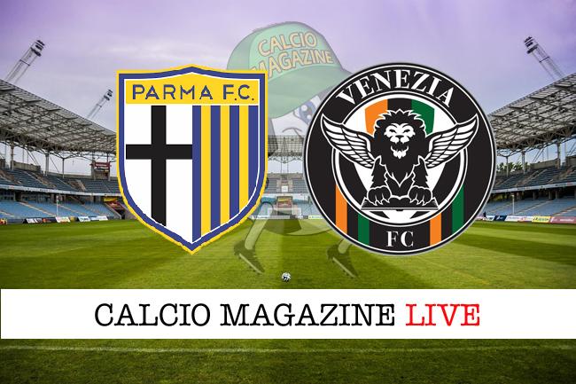 Serie B, Parma - Venezia 1-1: il tabellino