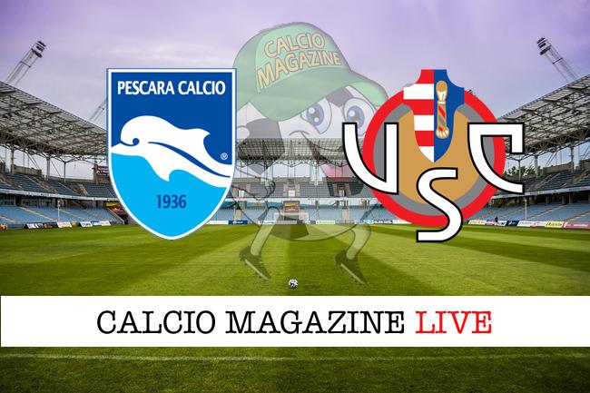 Serie B, Pescara - Cremonese 0-0: cronaca della partita