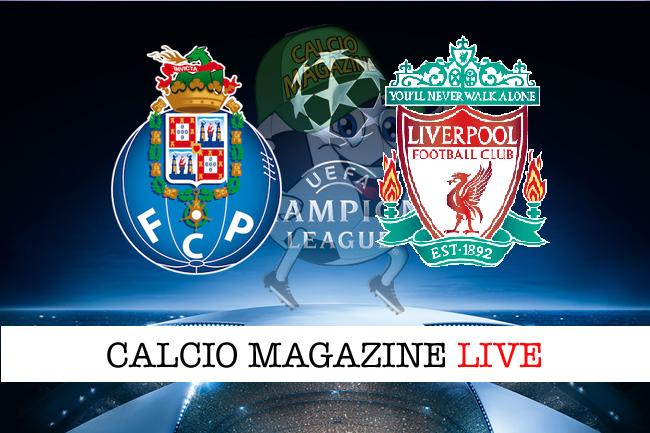 Porto-Liverpool 0-5: inglesi senza problemi, tripletta per Manè