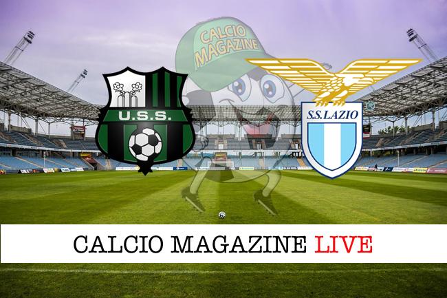 Sassuolo - Lazio, le formazioni ufficiali: Anderson dal 1° minuto