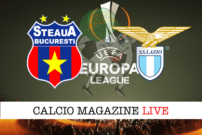 Steaua Bucarest-Lazio