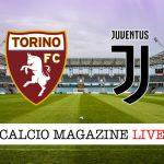 Torino Juventus cronaca diretta risultato tempo reale