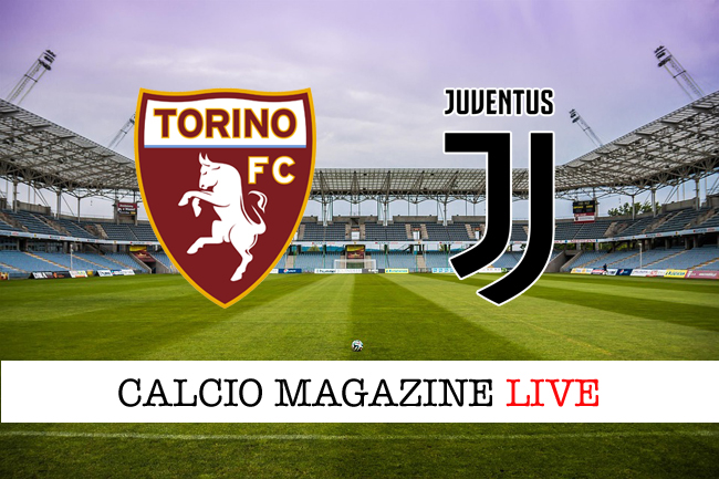 Torino-Juventus 0-1, il tabellino