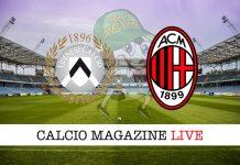 Udinese-Milan