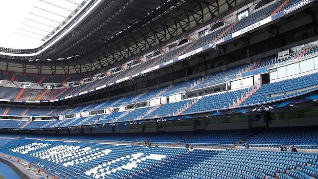 stadium santiago bernabeu