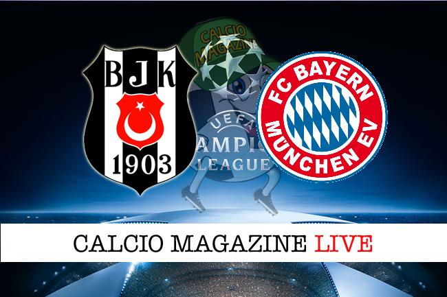 Besiktas - Bayern Monaco 1-3: bavaresi ai quarti