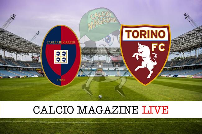 Cagliari-Torino 0-4: poker granata, in gol Belotti