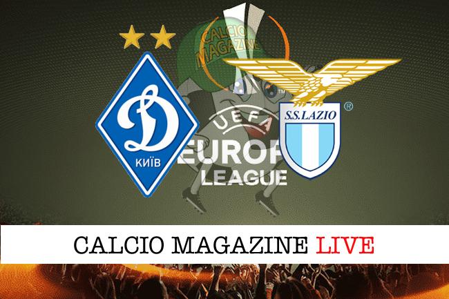 Dinamo Kiev - Lazio: cronaca diretta, risultato in tempo reale