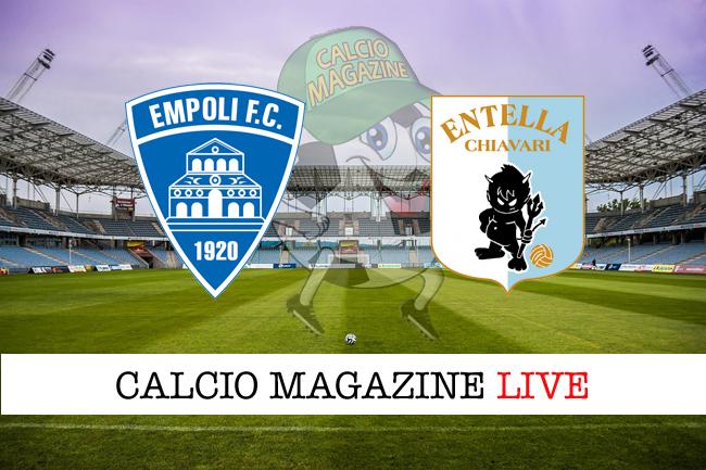 Empoli-Entella