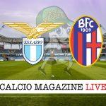 Lazio Bologna cronaca diretta live, risultato in tempo reale