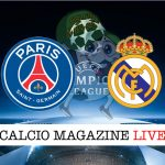 PSG-Real-Madrid
