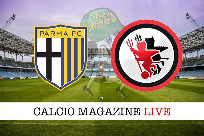 Parma - Foggia: cronaca diretta, risultato in tempo reale