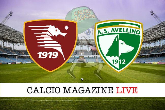 Salernitana-Avellino
