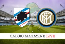 Sampdoria-Inter